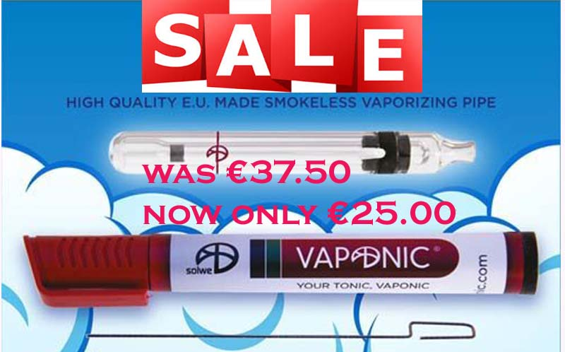 Vaponic Pen Vaporizer