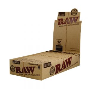 """Raw 12"""" Papers Full Box"""