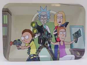 Medium Rick and Morty family picture