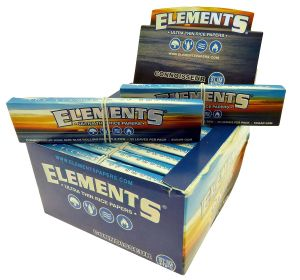 Elements Connoisseur Extra Thin Rice Papers With Tips
