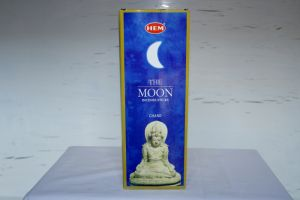 Incence Stick, The moon