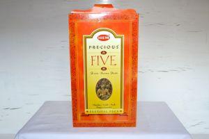 Incence Stick, Precious Five (Gift box)