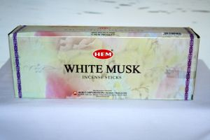 Incence Stick, White Musk