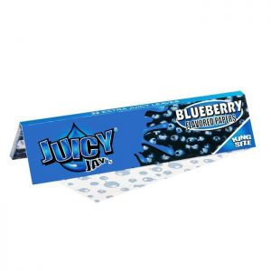 Juicy Jay's Blueberry Flavoured Rolling Papers