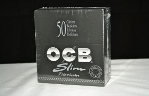 OCB Kingsize Black