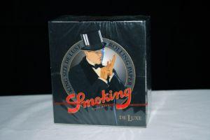 Smoking Kingsize Black Deluxe
