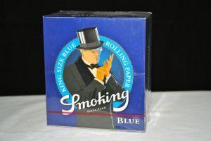 Smoking Kingsize Blue