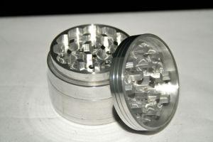 Plain Aluminium Grinders