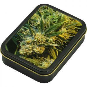 Cannabis Flowers Baccy Tin