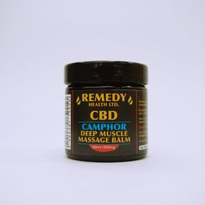 Camphor Deep Muscle CBD Massage Balm 60ml