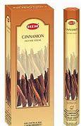 Cinnamon 6 pack Hem Incense Sticks