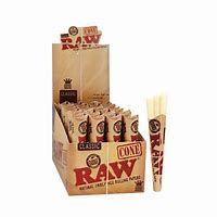 Raw Classic Cones Full Box