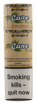 Cyclone Cane Blunt Wraps