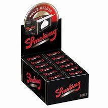 Deluxe Smoking Rolls Full Box