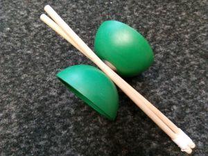 Green Diabolo