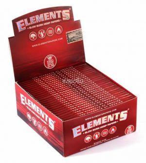 Red Elements Kingsize Full Box