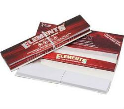 Elements Red Connoisseur King Size