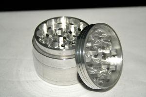 Aluminium Grinder 4pt 42 mm