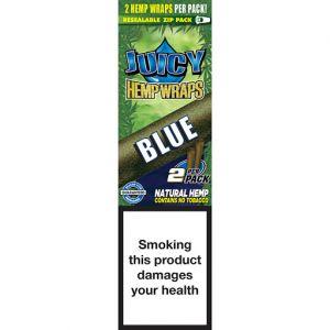 Juicy Hemp Wraps: Blue