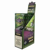Juicy Jay Hemp Purple Full Box