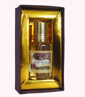 Lilly Of The Valley 10ml Perfume Bottle