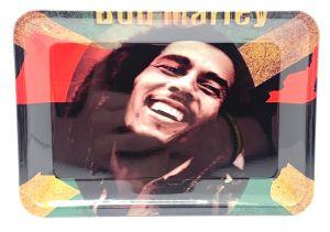 Bob Marley Rolling Tray 3