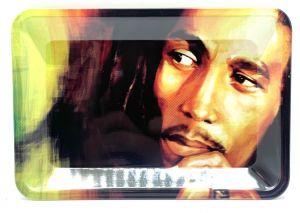 Bob Marley Rolling Tray 2