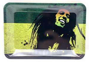 Bob Marley Rolling tray 1