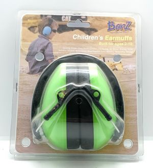 Green Childrens Eaarmuffs