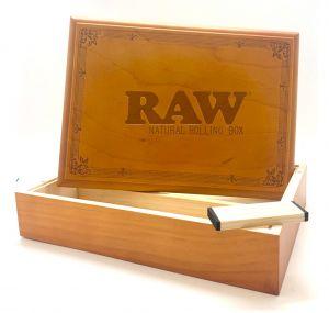 Raw Natural Rolling Box