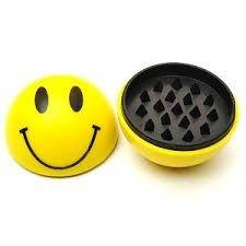 "Smiley Face Ball Grinder 2"""