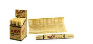 "Raw Bamboo Rolling Mat 3"" X 5"""