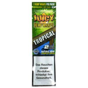 Juicy Hemp Wraps: Tropical