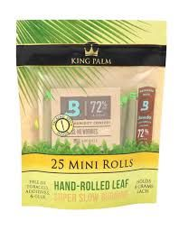 king Palm mini 25pk