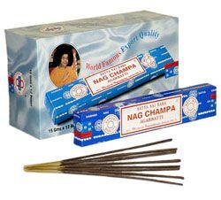 Incence Stick, (Sataya) Nag Champa