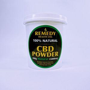 500gm Natural CBD Powder 15,000mg
