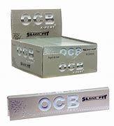 OCB Slim Fit Experts Kingsize Full Box