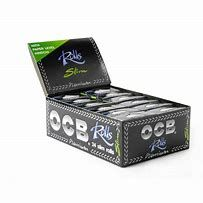 OCB Slim Fit Rolls Full Box