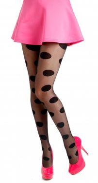 Large Spotted Tights