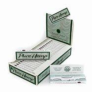 Pure Hemp 1 1/4 Full Box