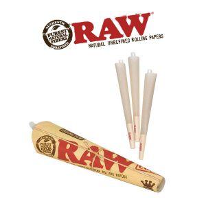 Raw Organic Hemp Cones