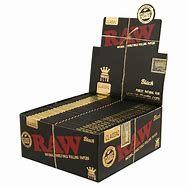 Raw Blacks Kingsize Full Box