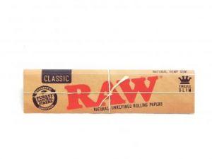 Raw Organic Kingsize