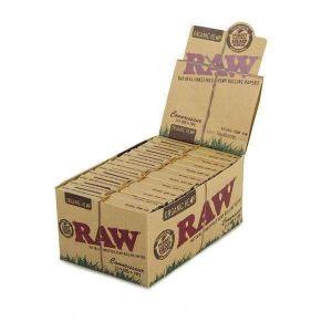 RAW Organic Connoiseur 1 1/4 box