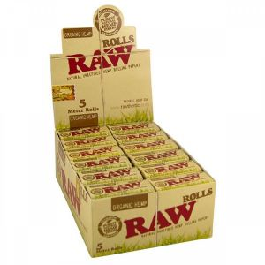 RAW Organic Rolls 24 pk