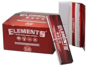 Elements Red Connoisseur Full Box