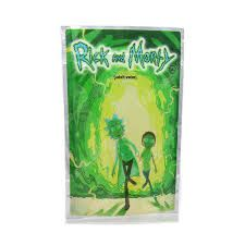 Rick And Morty Baggies