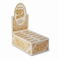 Regular Rips Hemp Full Box