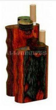 small wood smoke stopper