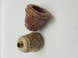 Stone Bowl for Pipe 1.2mm Thread